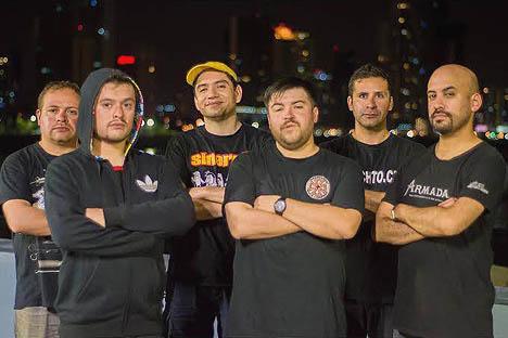 Rock para empezar la semana: Sinergia toca este lunes en el ciclo Noches OFF en Santiago