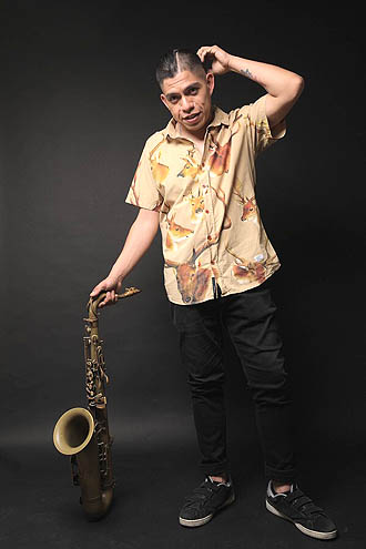 Franz Mesko lanza su segundo disco en concierto gratuito