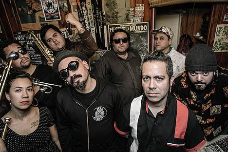 Sonora de Llegar lanza en mayo su nuevo disco