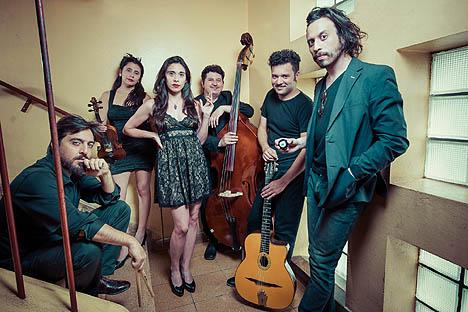 Golosa la Orquesta presenta en vivo su segundo disco