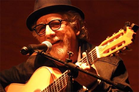 Mario Rojas muestra su EP Perro imaginario