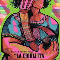 Tributo a Elena Montoya, La Criollita