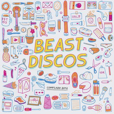 Beast Discos - Compilado 2012