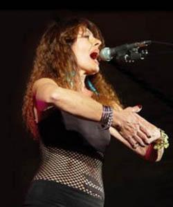 Rita Góngora: primera dama del jazz vocal