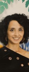 Daniela Conejero, a competir