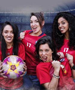 LaBanda en Flor: sed de gol