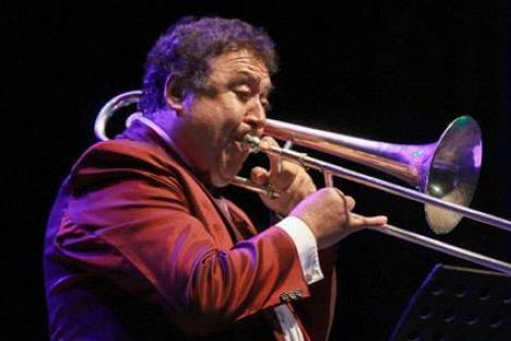 A los 65 años murió el trombonista Parquímetro Briceño