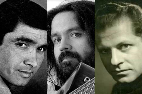 Distinguen a Pedro Messone, Christian Gálvez y Hanns Stein