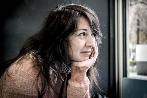 Los espacios donde irrumpe Carola López