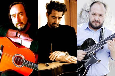Entrecuerdas, 20 años de música para guitarra