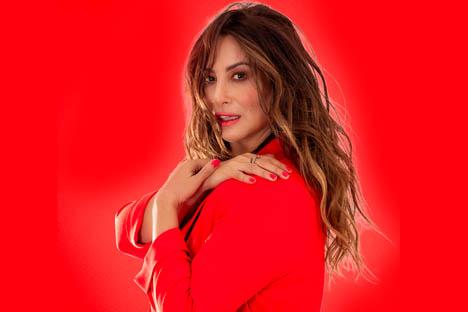 Rojo furioso: Myriam Hernández sale de gira