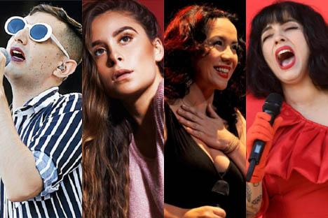 Grammy Latino: cuatro chilenos dejan su marca