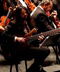 Concierto para bajo y orquesta