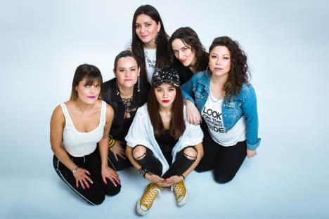Nuevo disco de las madres del soul chileno