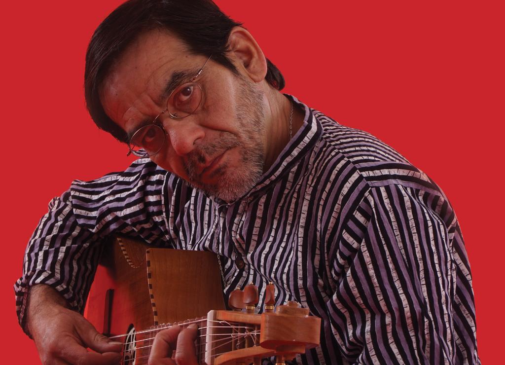 La música 'descripcional' de Tata Barahona