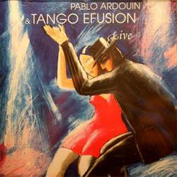 Tango Efusión live Mitschnitt