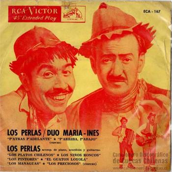 Los Perlas EP