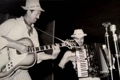 Historia y memoria: la biografía del dúo Los Perlas