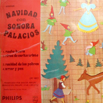 Navidad con Sonora Palacios EP