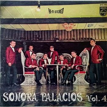 Sonora Palacios Vol. 4