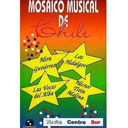 Mosaico musical de Chile