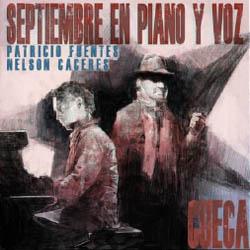 Septiembre en piano y voz