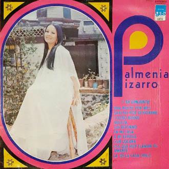 Palmenia Pizarro y su conjunto