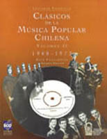 Clásicos de la música popular chilena 1960-1973, volumen II