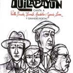 Canta a Pablo Neruda, Vicente Huidobro, García Lorca y grand