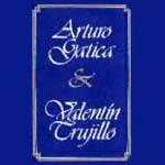 Arturo Gatica y Valentín Trujillo