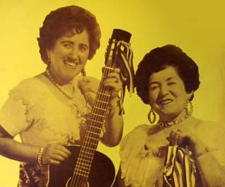 Las Hermanas Acuña - Las Caracolito