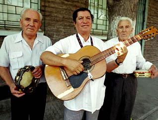 Los Chileneros