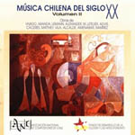 Música chilena del siglo XX, volumen II