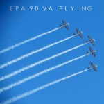 Epa 90 VA Flying