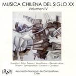 Música chilena del siglo XX, volumen IV