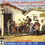 Aquí estoy para quererte. El folklore de Chile Vol. XXII