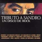 Tributo a Sandro. Un disco de rock.
