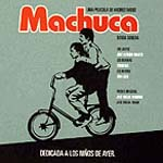Machuca. Banda sonora