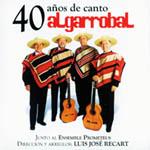40 años de canto