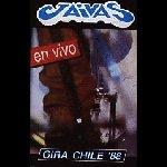 Los Jaivas en vivo, gira por Chile 1988