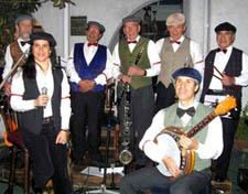 Old Fashion Jazz Band