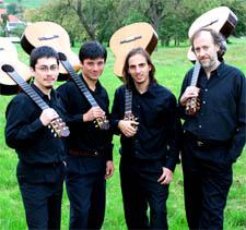 Cuarteto de Guitarras de Chile