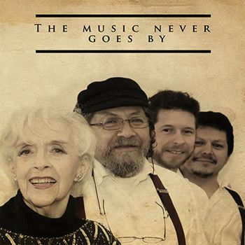 The music never goes by