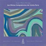 Las últimas composiciones de Violeta Parra