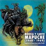 Música y canto mapuche (1968-1969)