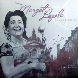 Margot Loyola en La Sorbonne