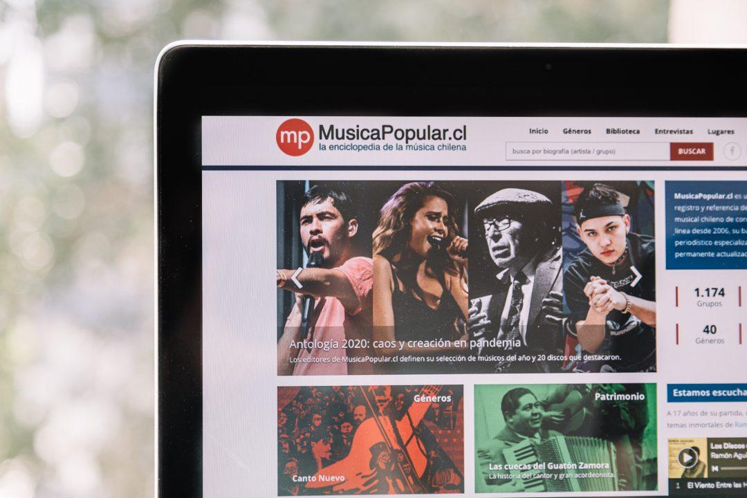 Se abre la plataforma de donaciones de MusicaPopular.cl